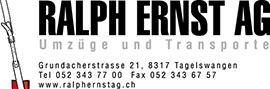 Ralph Ernst AG